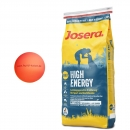 Josera Emotion Line High Energy 15 kg + GRATIS-BALL